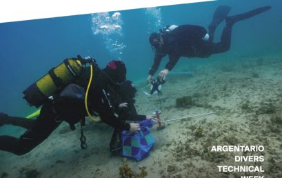 The European ScienceDIVER Project and Scientific Diving in Italy